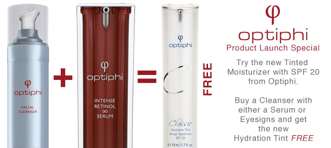 optiphi product launch