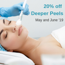 Deeper Peels Special - May & June 19