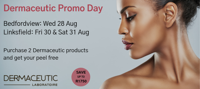 Dermaceutic Promo Day - Aug19